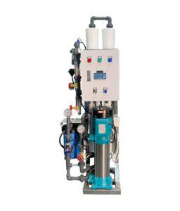 4000GPD RO System (FRP)