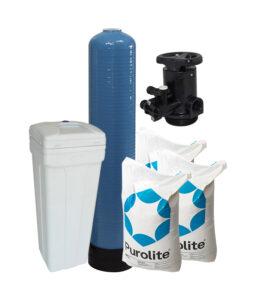 2000 - 2500 LPH 1354 Manual Water Softener