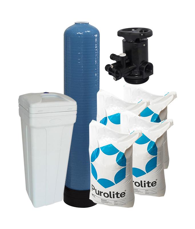 2500-3200 LPH 1465 Manual Water Softener